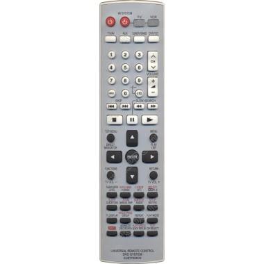 Пульт Panasonic EUR7722XCO ic  как оригинал от домашнего театра  SA-HT535