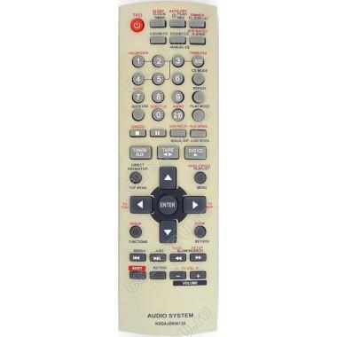 Пульт Panasonic N2QAJB000138 ic AUDIO SYSTEM 5 DISC
