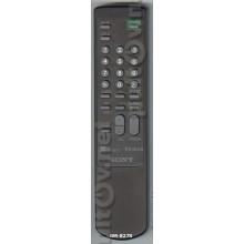 Пульт Sony RM-827S ic