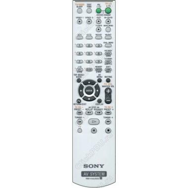 Пульт Sony RM-AAU002 ic