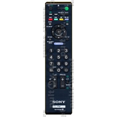 Пульт Sony RM-ED038 ic моноблок LCD TV+DVD