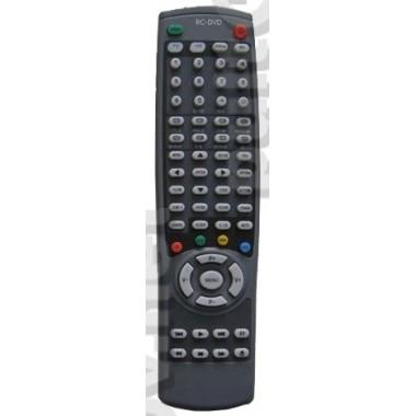 Пульт Sitronics / Horizont RC-DVD ic STC-2109F / SAGA TVD-2143PF