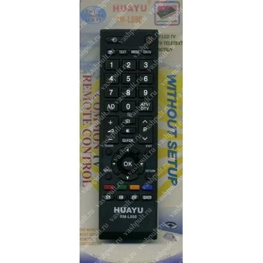 Пульт Huayu Toshiba RM-L1178