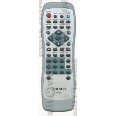 Пульт Rolsen RDV-850 DVD ic