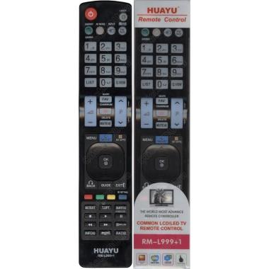 Пульт Huayu LG RM-L999+1 LCD TV 3D корпус AKB72914020 универсальный пульт