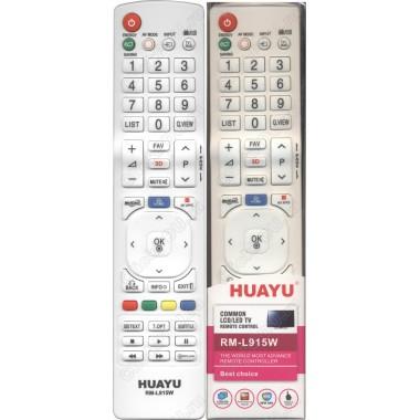 Пульт Huayu LG RM-L915W белого цвета  корпус AKB72915279 универсальный пульт