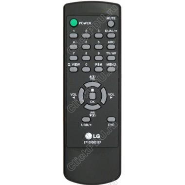 Пульт LG 6710V00017F как оригинал ic