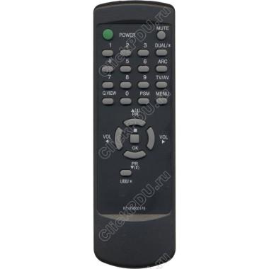 Пульт LG 6710V00017E как оригинал ic