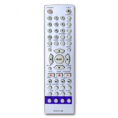 Пульт BBK RC019-19R DVD плеер ic