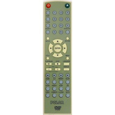 Пульт Polar DVD Remote -02 ic
