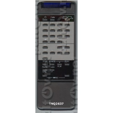 Пульт Panasonic TNQ2636 , 2637, 2640 ic  TC-2171EE