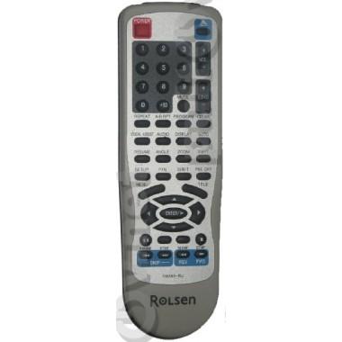 Пульт ROLSEN RM569-RU, RDV-800 оригинальный пульт для DVD-плеера