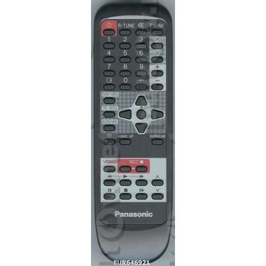 Пульт Panasonic EUR646921 ic