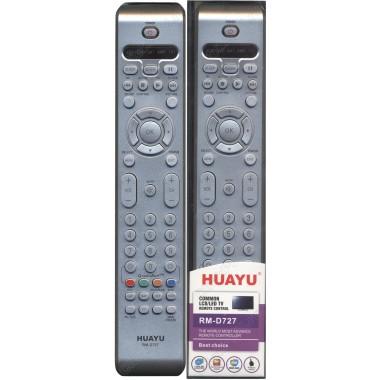 Пульт Huayu Philips RM-D727 корпус RC-4344  универсальный пульт