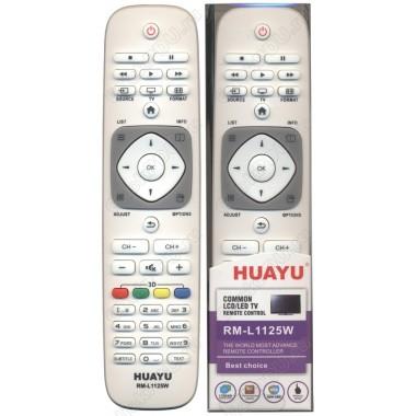 Пульт Huayu Philips RM-L1125W 3D корпус 9965 900 00449 ( YKF308-001)