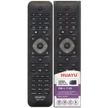 Пульт Huayu Philips RM-L1128 3D корпус 2422 549 90477 универсальный пульт