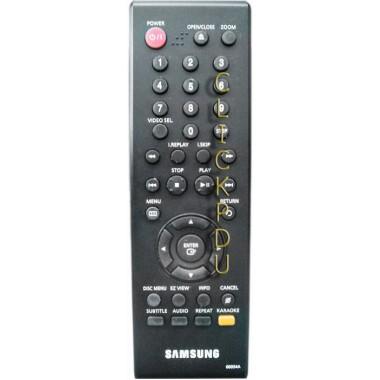 Пульт Samsung 00054A DVD+karaoke P360K/361K/365KD/366KD/465K/466K как оригинал (ic)
