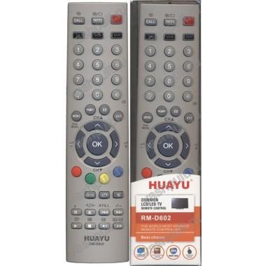 Пульт Huayu Toshiba RM-D602 корпус пульта как CT-90253 универсальный