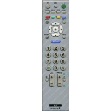 Пульт Sony RM-ED017W ic белый