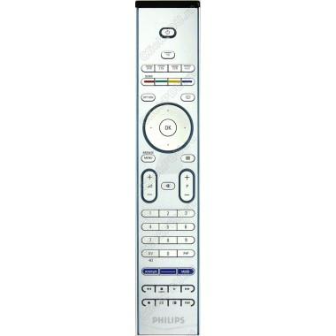 Пульт Philips RC5401E (RC4401) Ambilight серебристый 37-42-50PF9631D/10 42PF9641D/10 ic