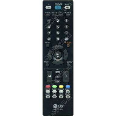 Пульт LG AKB33871408 PLASMA как оригинал ic