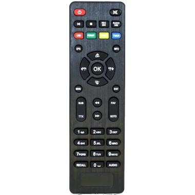 Пульт Lumax DVBT2-555HD (Вариант 2) ic dvb-t2 DV-4017HD, DV-3018HD, DV-2018HD