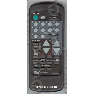 Пульт Orion 076L078030 JAVA
