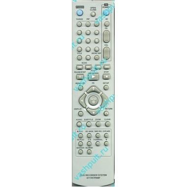 Пульт LG 6711R1P090F DR-575X пишущий DVD player (ic)