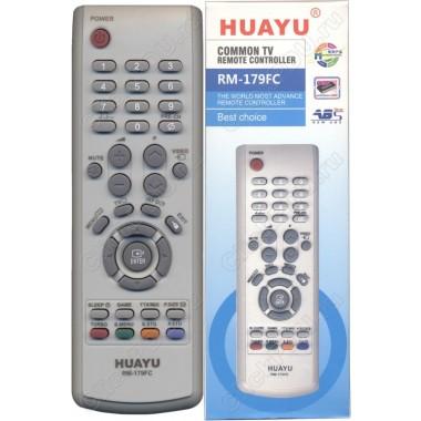 Пульт Huayu Samsung RM-179FC  корпус AA59-00332A  универсальный пульт