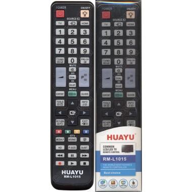 Пульт Huayu Samsung RM-L1015 3D LEDTV корпус как BN59-01040A универсальный пульт