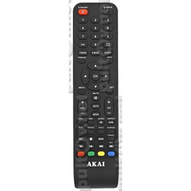 Пульт Akai LEA-32B49P ic Delly TV