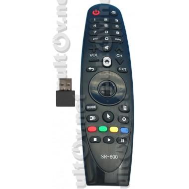 Пульт Huayu для LG Magic Motion(MR) SR-600 универсальный пульт под LG LCD TV