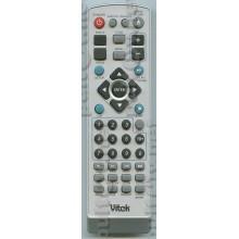 Пульт Akira /TCL/Vitek KT-6222  (DVD4003) ic