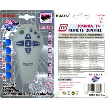 Пульт Huayu LG RM-559CB